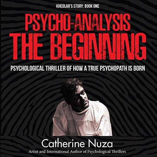 Psycho-Analysis: Khedlar's Story, Book 1 audiobook cover art