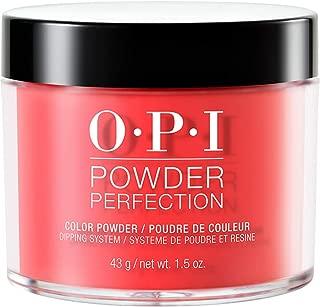 OPI OPI Powder Perfection, Live.Love.Carnaval, 1.5 oz.