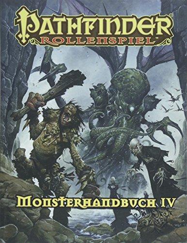 Monsterhandbuch 4 Taschenbuch (Pathfinder: Fantasy-Rollenspiel)
