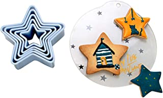 Best plastic star cookie cutter Reviews