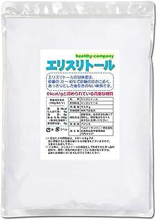 エリスリトール (erythritol) 950g ヘルシーカンパニー「1kgから変更」