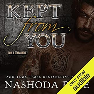 Kept from You                   Written by:                                                                                                                                 Nashoda Rose                               Narrated by:                                                                                                                                 Erin Mallon,                                                                                        Rory White                      Length: 9 hrs and 18 mins     2 ratings     Overall 5.0