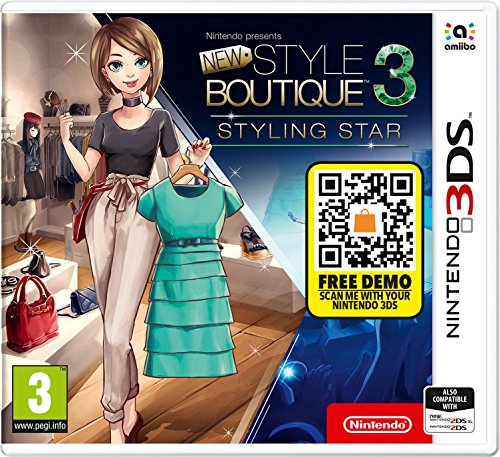 Nintendo Presents New Style Boutique 3 - Styling Star (3DS) (New)