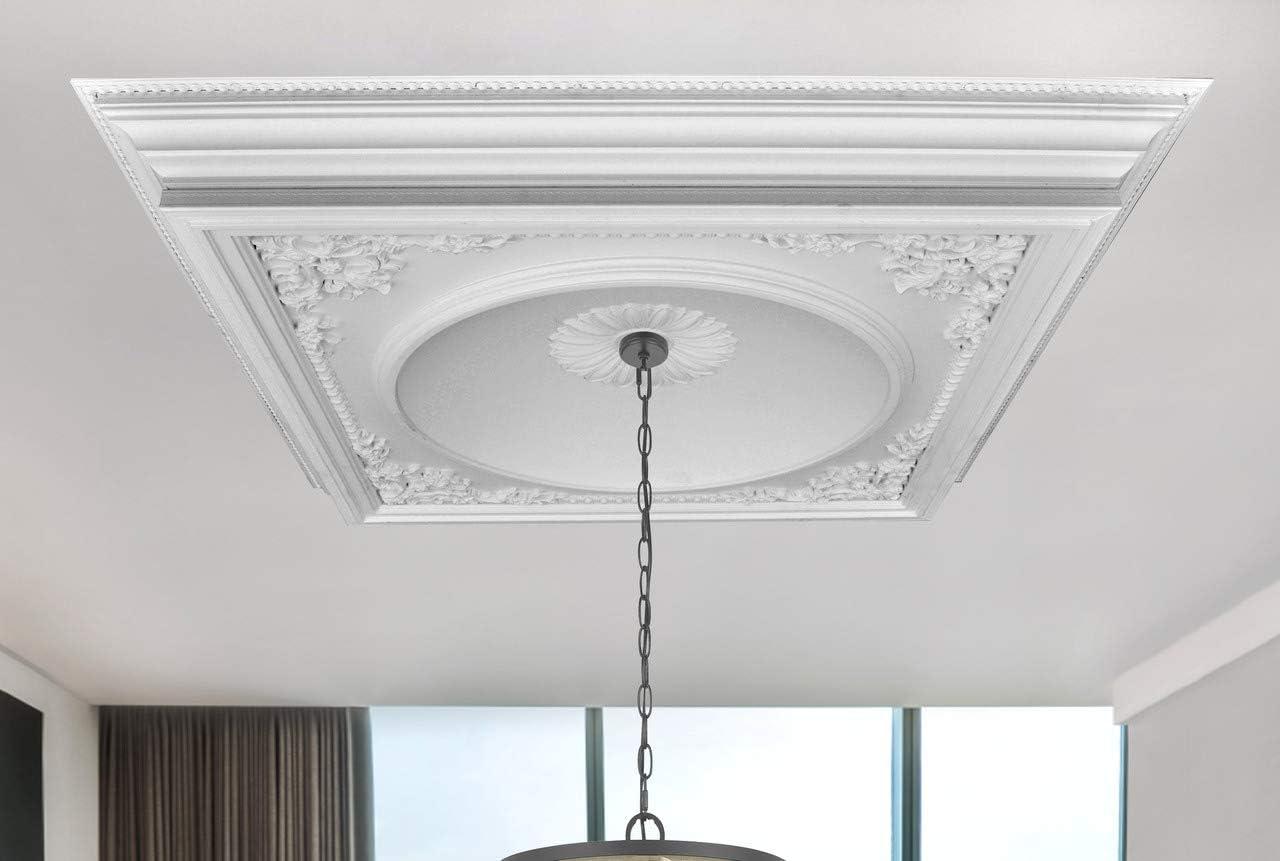 AFD New Orleans Mall Home Elegant White Ceiling Medallion Save money