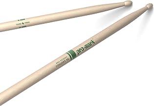 PROMARK プロマーク ドラムスティック ヒッコリー NaturalFinish WoodTip 5B TXR5BW (406 x 15mm) 【国内正規品】