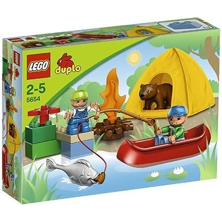 レゴ (LEGO) デュプロ キャンピング 5654