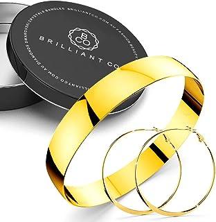 2pc Gold Layered Jewellery Gift Set