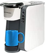 Mixpresso Single Serve K-Cup Coffee Maker| Coffee Machine Compatible With Most Single Keurig Coffee K Cups Including 1.0 & 2.0 K-Cup Pods, QuickBrew Technology And Removable 45oz Water Tank