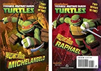Mutant Origin: Michelangelo/Raphael (Teenage Mutant Ninja Turtles) (Nickelodean Teenage Mutant Ninja Turtles)