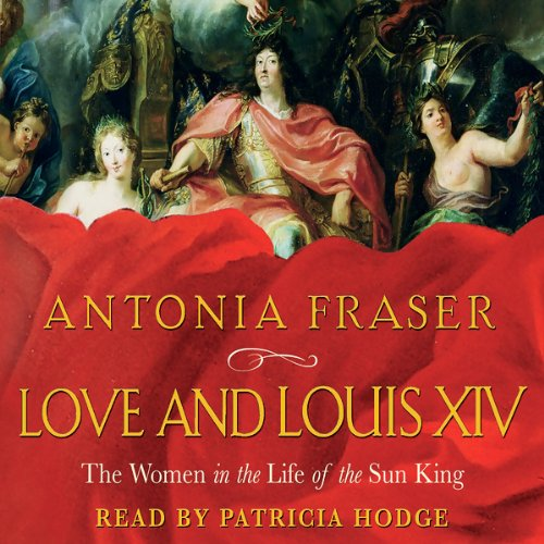 Couverture de Love and Louis XIV