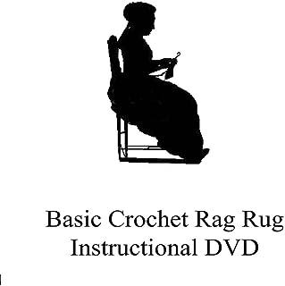 Basic Crochet Rag Rug Instructional Video