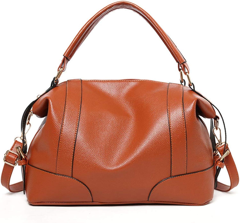 Xbowobag Mobile Handtaschen neue mittelgroße Damen Casual Mode Mode Mode weiche Leder Schulter Messenger Bag B07QHKR21Q  Kostenlos 0faccf