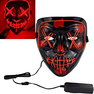 Best led purge mask red Reviews