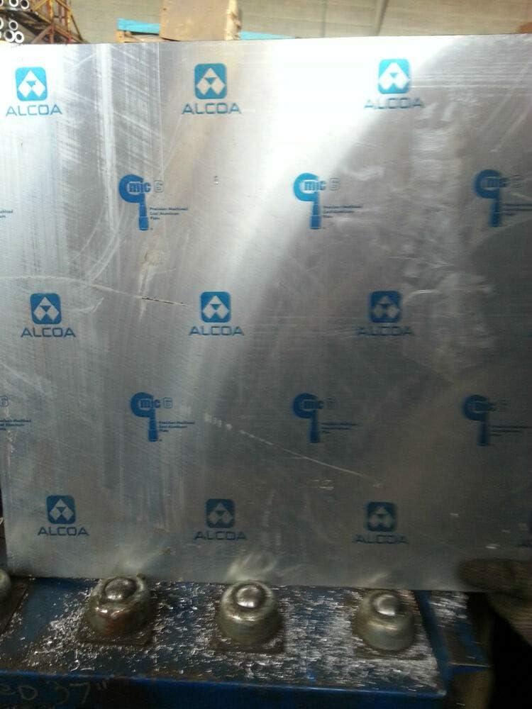 MIC-6 ALCA5 CAST Tooling Aluminum Plate x 24