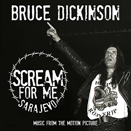 Bruce Dickinson: Scream for Me Sarajevo (Audio CD (Digipack))