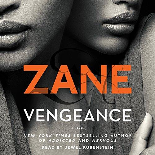 Vengeance audiobook cover art