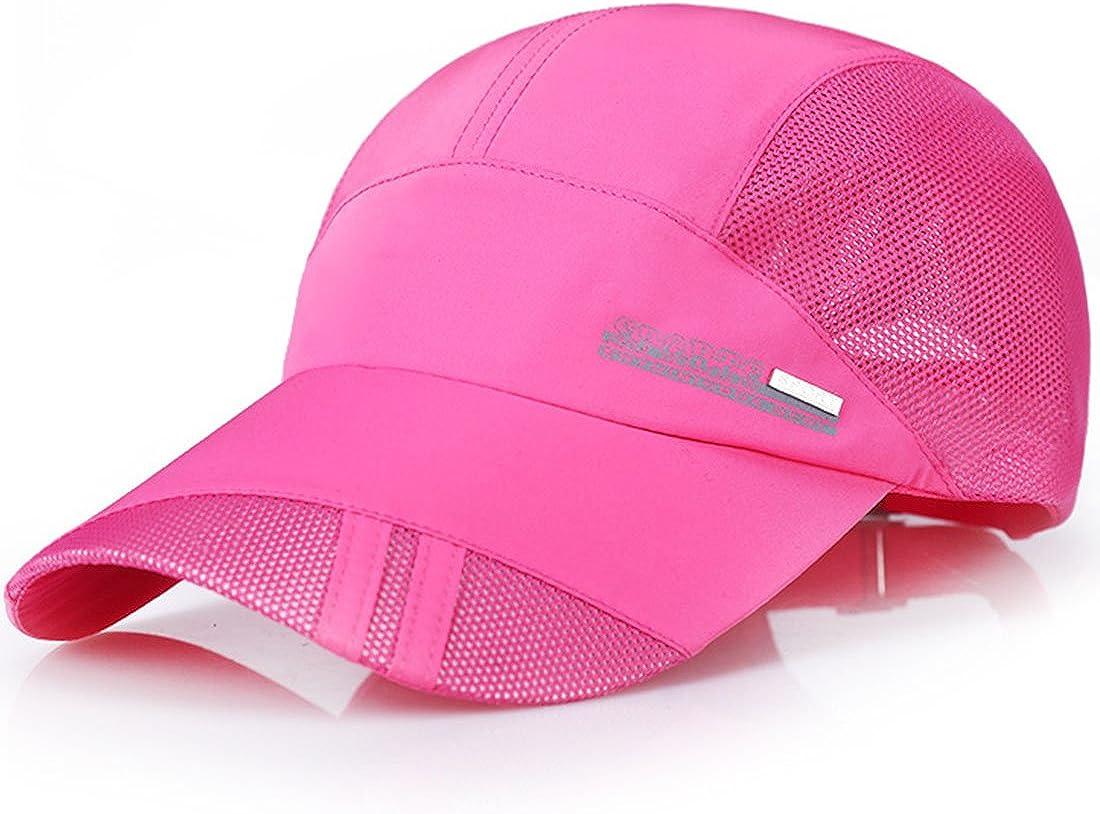 sdsruioo New UV Quick-Drying Waterproof Baseball Cap Outdoor Lig