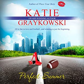 Perfect Summer audiobook cover art