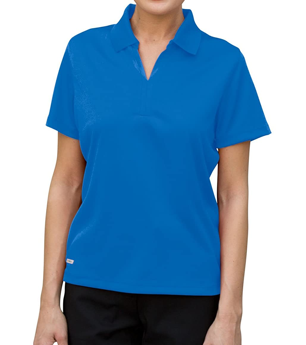 Vantage Women's Vansport V-Tech Performance Polo Shirt