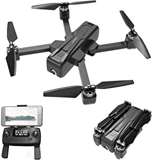 GoolRC JJRC X11 GPS RC Drone with 2K HD Camera 5G WiFi FPV Drone Optical Flow Positioning Follow Me Altitude Hold Brushless Foldable RC Quadcopter