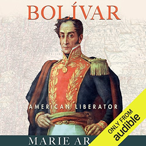 Bolivar audiobook cover art