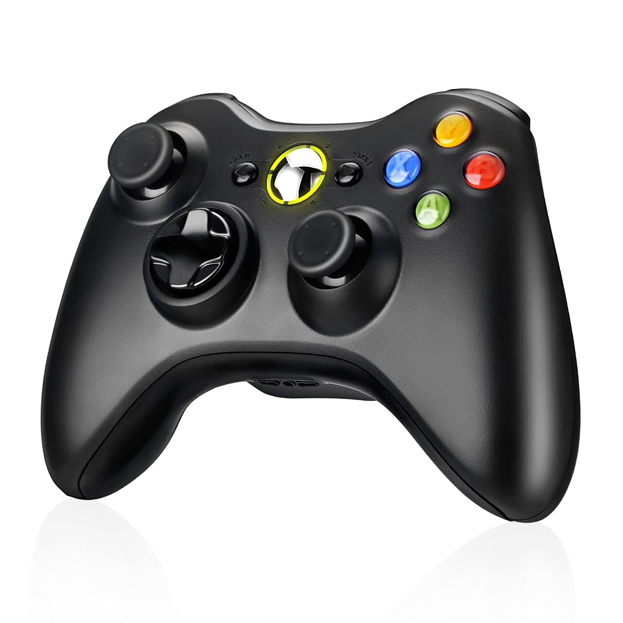 Powerextra Xbox online shopping 360 Wireless Long-awaited Controller Remote Hea Gamepad with