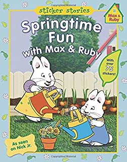 Springtime Fun with Max & Ruby (Max and Ruby)