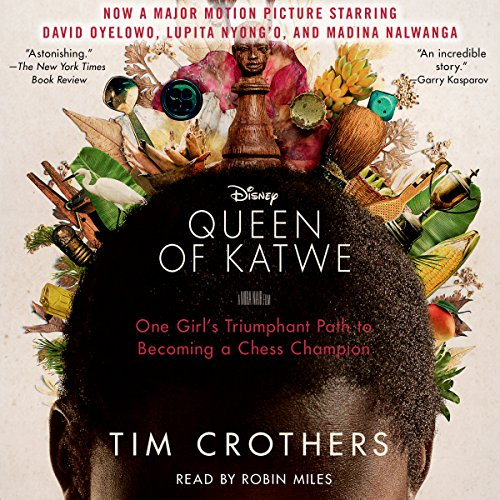 The Queen of Katwe cover art