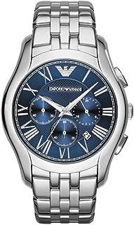 Armani - Longines L3.635.4.56.6 - Reloj de pulsera hombre, acero inoxidable