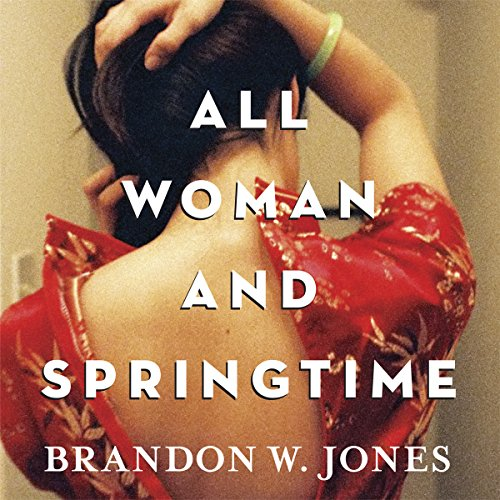 All Woman and Springtime audiobook cover art