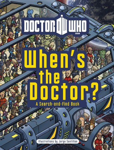 Doctor Who: Whens the Doctor? (English Edition) eBook: Bbc ...