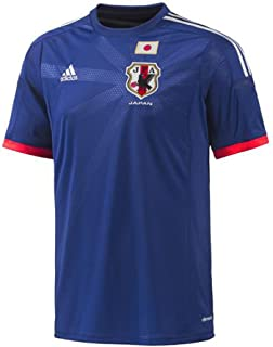 adidas Japan Home Youth Soccer Jersey