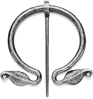 Medieval Norse Viking Brooch Vintage Pin Women Shawl...
