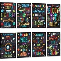 Sproutbrite 教室用ポスターデコレーション – モチベーションを高める優しさとインスピレーションテーマ