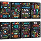 Sproutbrite Classroom Poster Decorations - Motivational Kindness and Inspirational Themes
