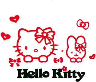hello kitty 3d wall stickers