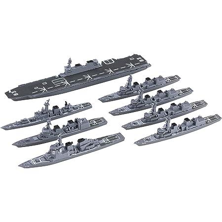 フジミ模型 1/3000 集める軍艦シリーズ No.30 海上自衛隊第1護衛隊群 プラモデル 軍艦30