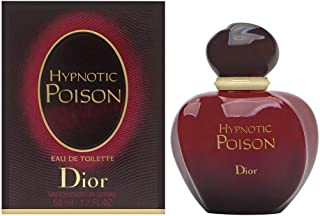 Christian Dior Hypnotic Poison for Women Eau de Toilette Spray, 1.7 Ounce