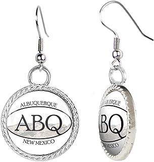 Arthwick Store ABQ Albuquerque New Mexico Pride Sticker Earrings