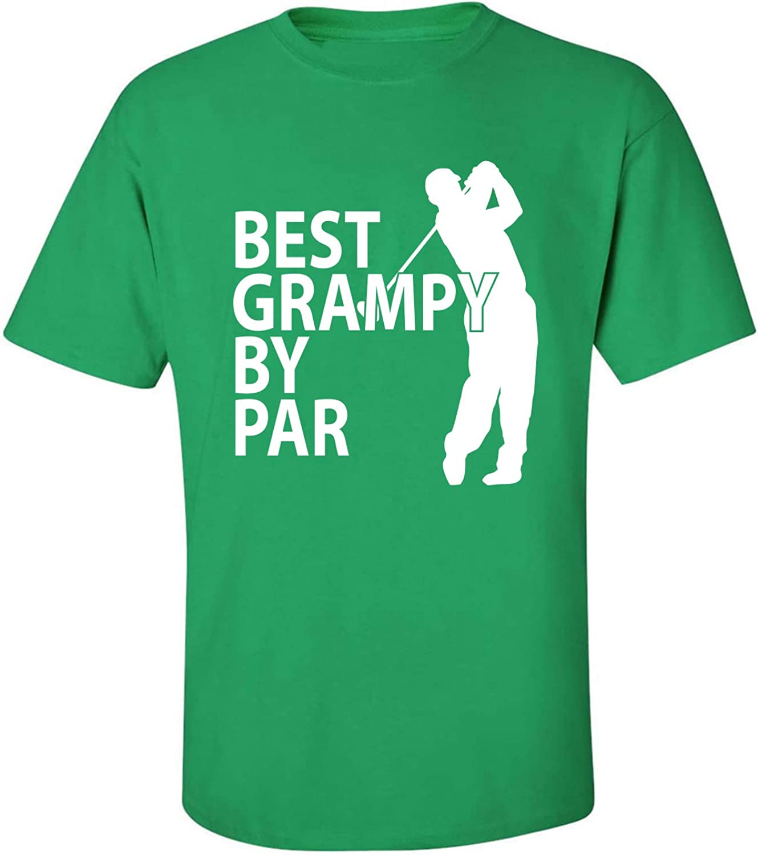 zerogravitee Best Grampy by Par Adult Short Sleeve T-Shirt