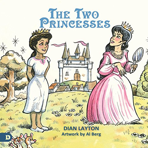 Two Princesses audiobook cover art