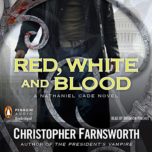 Couverture de Red, White, and Blood