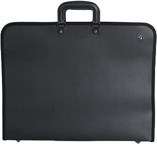 Portfolio Bag, Portfolio Folder Art Portfolio Expanding Folder File Organizer Carry Case Bag for Artwork Drawing Painting Sketch Photography Poster 15 x 19inch