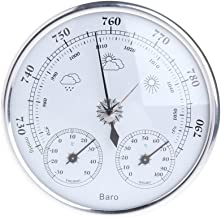 Analog wall hanging weather station 3 in 1 barometer thermometer hygrometer sp
