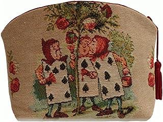 フランス製 【ART de LYS】 Alice in Wonderland 8831 Gardeners 不思議の国のアリス ゴブラン織りポーチ