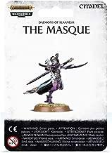 Citadel Daemons of Slaanesh: The Masque Warhammer Age of Sigmar