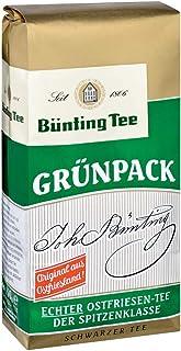 Bünting Grünpack Tee 250g