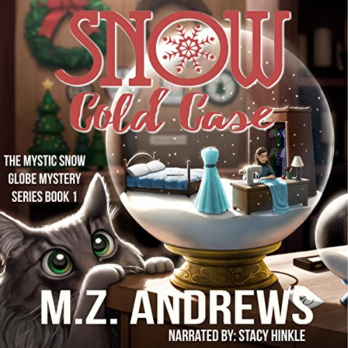 Snow Cold Case: A Romantic Mystery audiobook cover art