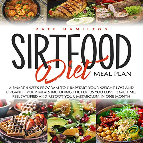 Sirtfood Diet Meal Plan cover art