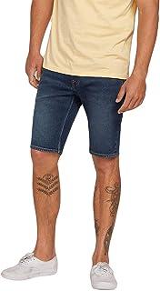 Volcom Men's Vorta Denim Short Shorts